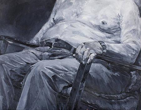 Hank by Debbie Beukema