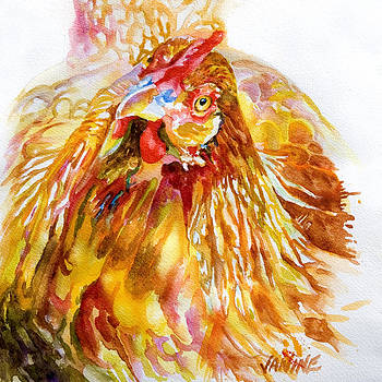 Hannah Chicken by Janine Hoefler