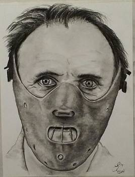 Hannibal Lector by Tim Brandt