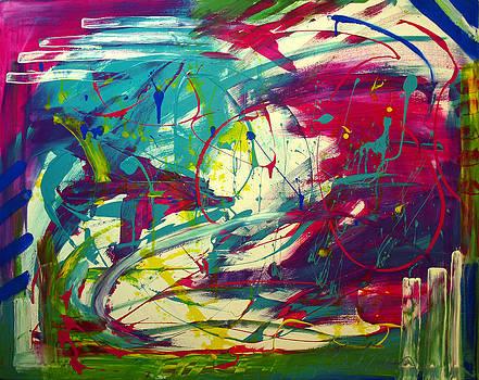 Haos by Magdalena Mirowicz