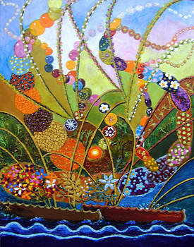 Happiness by Maria Varga-Hansen