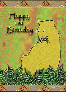 Jeanette K - Happy 1st Birthday Lioness