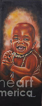 Happy Africa by Epiu Emmanuel