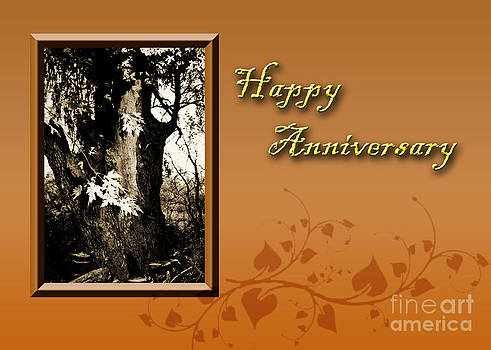 Jeanette K - Happy Anniversary Willow Tree