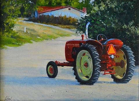 Happy Apple Farm by Greg Clibon