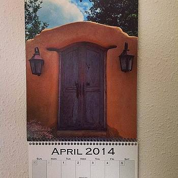 Happy April!  My Santa Fe Doors by Gia Marie Houck