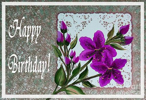 Barbara Griffin - Happy Birthday