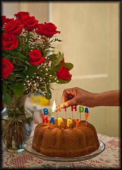 Harold E McCray - Happy Birthday
