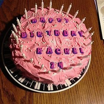 Happy Birthday, Rachel! by Jeff Bickley