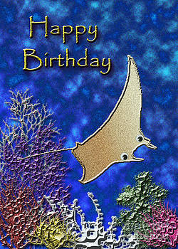 Jeanette K - Happy Birthday Stingray
