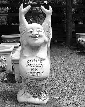 Happy Buddha by Karen Derrico