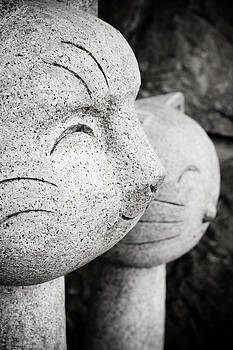 Happy Cats by Calvin Hanson