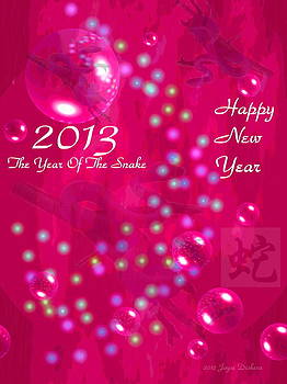 Joyce Dickens - Happy Chinese New Year 2013  4