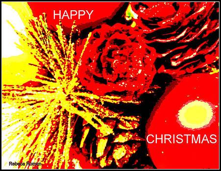 Happy Christmas by Art-e Rebeca R