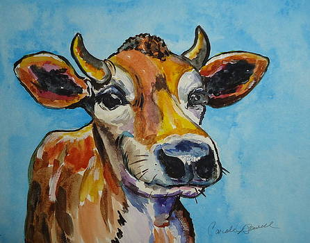 Happy Cow by Carole Powell