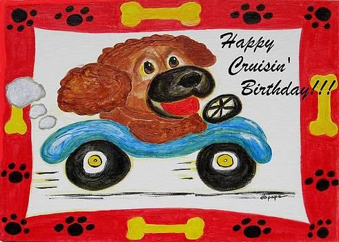 Happy Cruisin' Birthday by Diane Pape