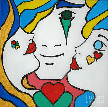 Happy Days by Silvana Abel