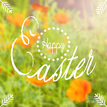 Sophie McAulay - Happy easter concept