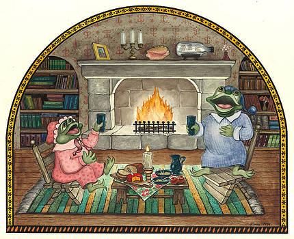 Happy Frogs by Nonna Mynatt