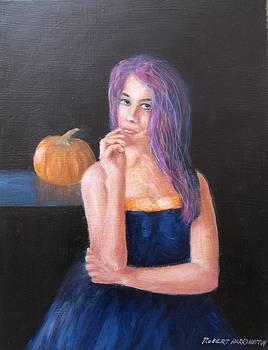 Happy Halloween by Robert Harrington