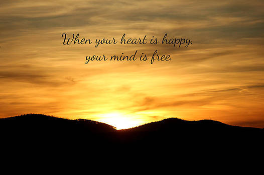 Connie Zarn - Happy Heart Free Mind