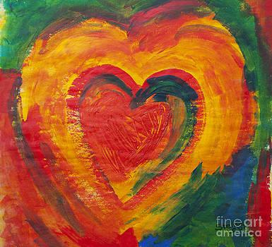 Happy Heart by Stella Levi