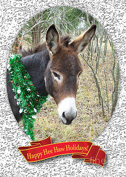 Cheryl McClure - Happy Hee Haw Holidays