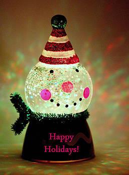 Rosanne Jordan - Happy Holidays Glow