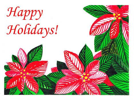 Irina Sztukowski - Happy Holidays