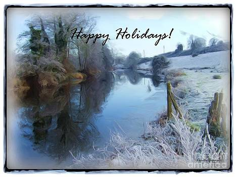 Happy Holidays by Lorelle Gromus