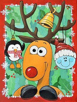 Happy Holidays by Yuliya Poly