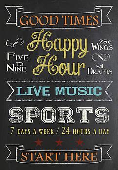 Happy Hour by Jaime Friedman
