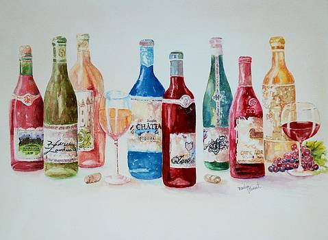 Happy Hour by Marilyn  Clement