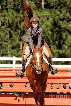 Janice Byer - Happy Hunter Horse
