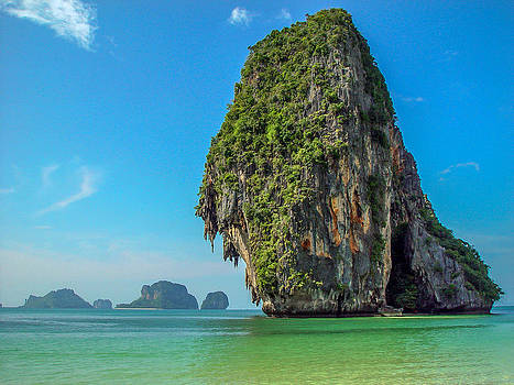 Randy Straka - Happy Island Krabi Thailand
