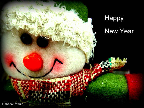 Happy New Year by Art-e Rebeca R