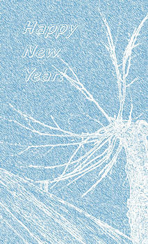 Happy New Year by Ausra Huntington nee Paulauskaite