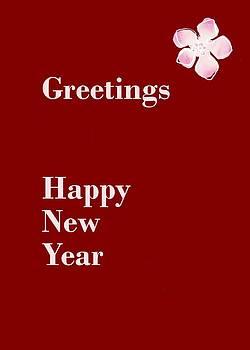 Usha Shantharam - Happy New Year Greetings