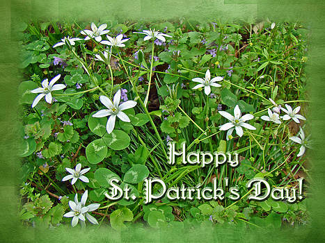 Mother Nature - HAPPY ST PATRICK