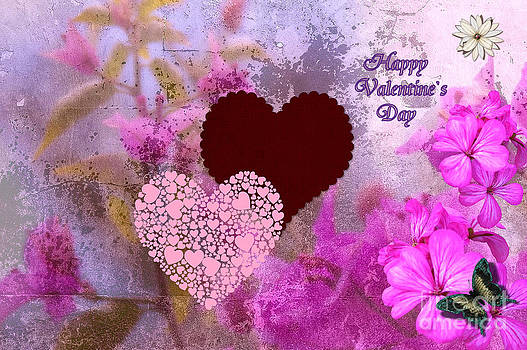 Happy Valentines Day by Vera  Laake