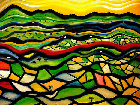 Happy Valley by Frank B Shaner