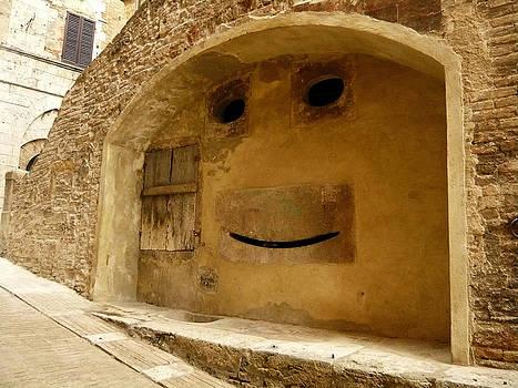 Happy Wall by Nino Via