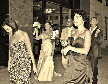 Happy Wedding Party by Tami Rounsaville