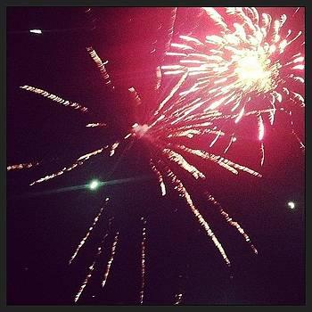 #happynewyear #fireworks #goodtimes by A Loving