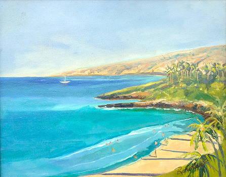 Hapuna  by Diane Renchler