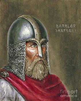 Harald Harfagre by Arturas Slapsys