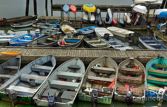 Brenda Giasson - Harbor Dockside