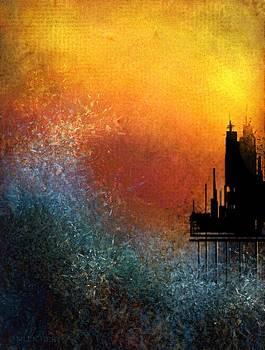 Harbor Light by Mary Eichert