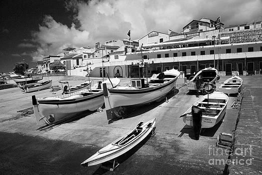 Gaspar Avila - Harbour