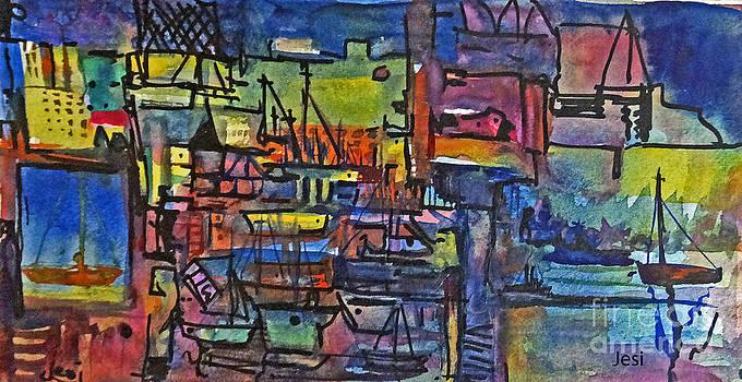 Harbour by Jessamine Barron